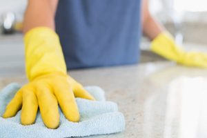 Clean & Disinfecting Your Home